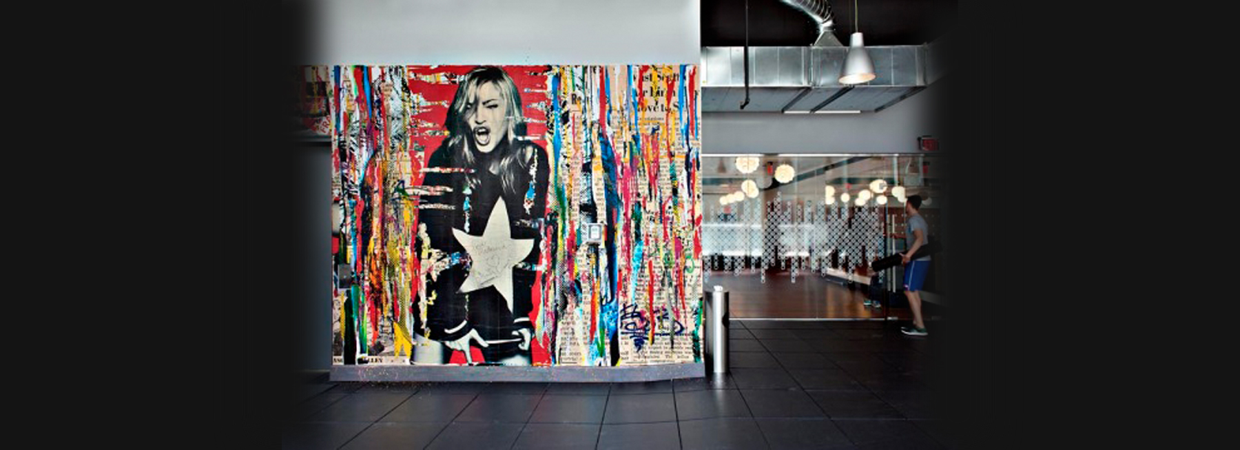 Madonna's Hard Candy Gym Opening (Toronto & Mexico City)
