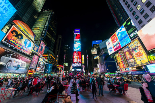 Mr Brainwash Collaborates With Coca-Cola For Times Square